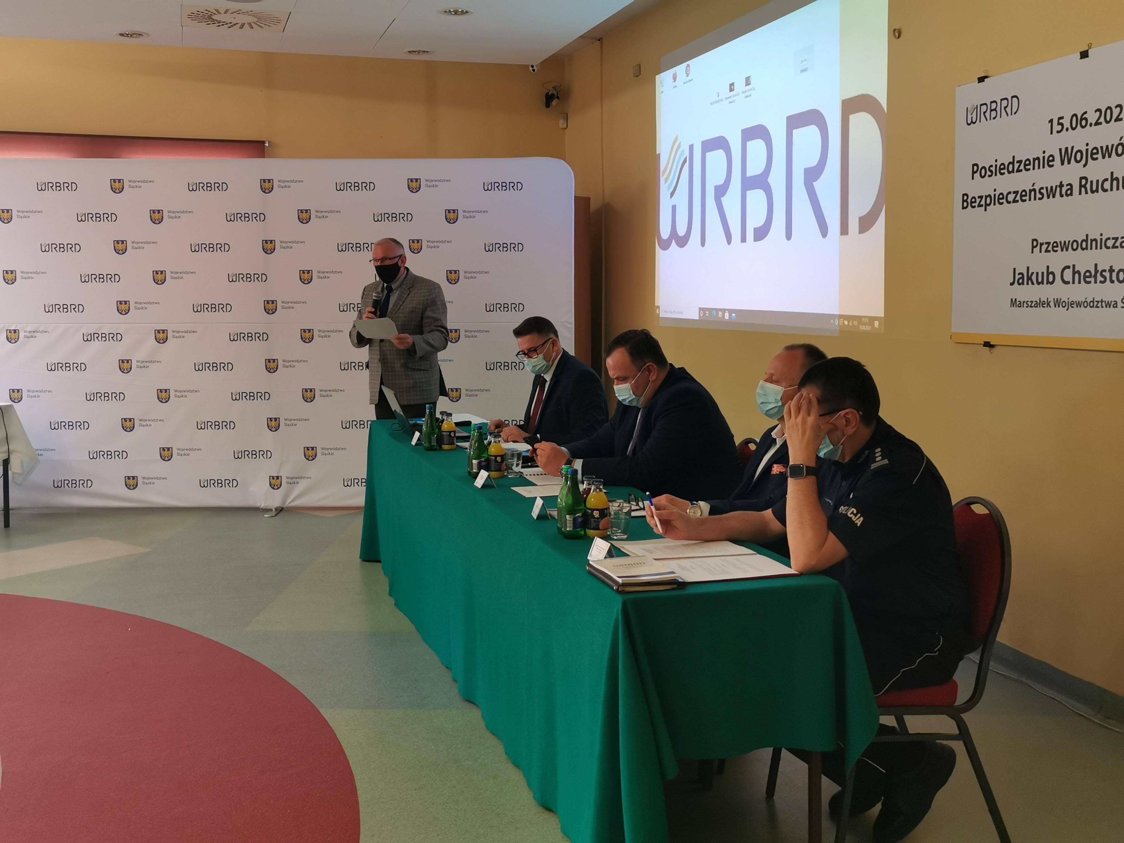 Posiedzenie WRBRD 6