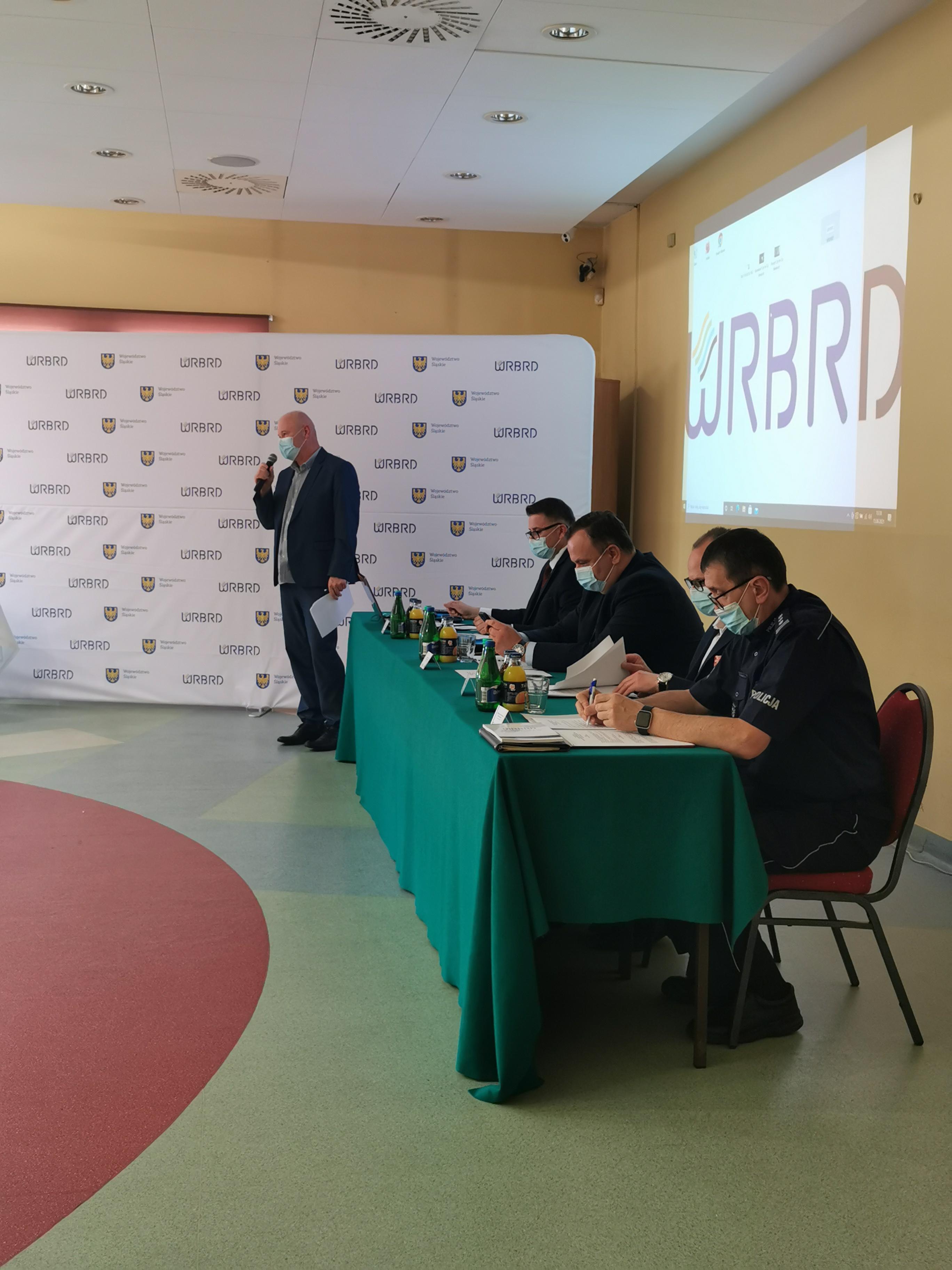 Posiedzenie WRBRD 7